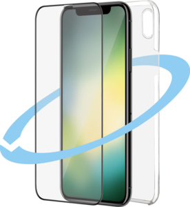 Azuri Complete Protection iPhone XR kit