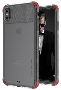Ghostek Covert 2 iPhone XS Max hoesje Rood