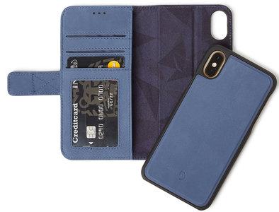 Decoded 2 in 1 WalletiPhone XS hoesje Blauw