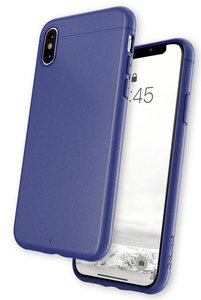 Caudabe Sheath iPhone XS Max hoesje Navy