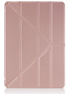 Pipetto Origami iPad Pro 11 inch hoesje Rose Goud