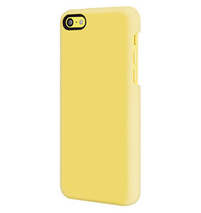 SwitchEasy Nude iPhone 5C Yellow