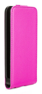 Xqisit FlipCover iPhone 5C Pink