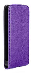 Xqisit FlipCover iPhone 5C Purple