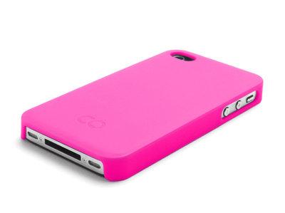 C6 Hardcase iPhone 4/4S Matt Pink