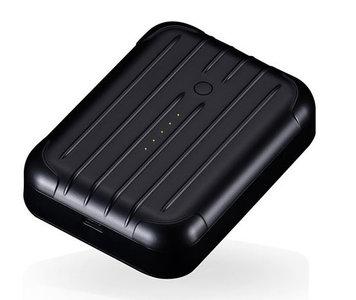 Just Mobile Gum Plus 6000 mAh Black