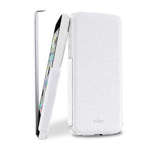 Puro Slim FlipCover iPhone 5C White