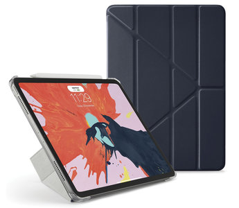 Pipetto Origami Luxe iPad Pro 11 inch hoesje Navy