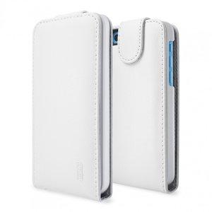 ArtWizz Leather Flipcase iPhone 5C White