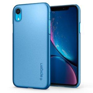 Spigen Thin Fit iPhone Xr hoesje Blauw