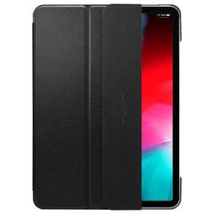 Spigen Smart iPad Pro 12,9 inch 2018 + Pencil hoesje Zwart