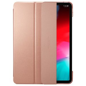 Spigen Smart iPad Pro 12,9 inch 2018 + Pencil hoesje Rose
