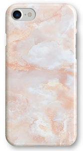 Recover Marble iPhone 8 / 7 hoesje Rose