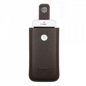 Bugatti Move case iPhone 5/5S Brown
