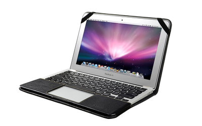 Decoded Leather Slim Cover 11 inch Black