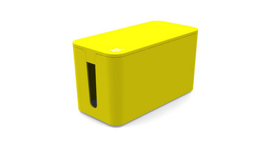 BlueLounge CableBox Mini Yellow