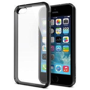 Spigen SGP Ultra Hybrid case iPhone 5/5S Black