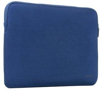 dbramante1928 Neoprene MacBook Pro 15 inch 2016 - 2018 sleeve Blauw