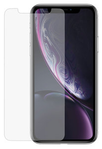 Glaasie iPhone XR Glazen screenprotector