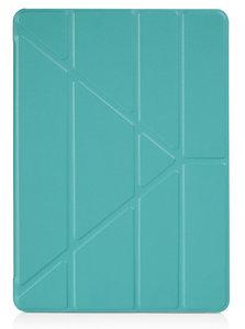 Pipetto Origami Luxe iPad mini 2019 hoesje Turquoise
