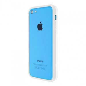 Artwizz Bumper case iPhone 5C White
