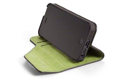 Element Soft-Tec Leather Wallet iPhone 5/5S Black
