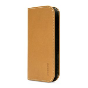 Incase Leather Wallet iPhone 5/5S/5C Brown
