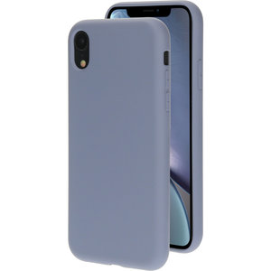 Mobiparts Silicone iPhone XR hoesje Grijs