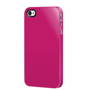 SwitchEasy Nude iPhone 4/4S Fuchsia