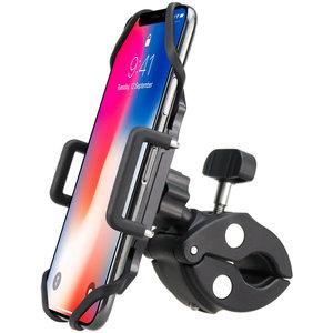 MobiParts universele telefoon fietshouder Zwart