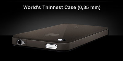Desmay Slight iPhone 4/4S Black