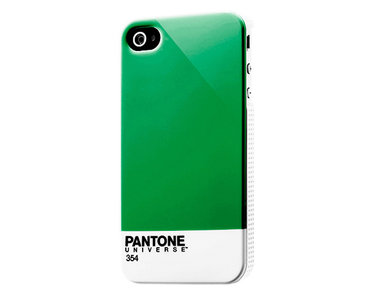 Case Scenario Pantone iPhone 4/4S Green